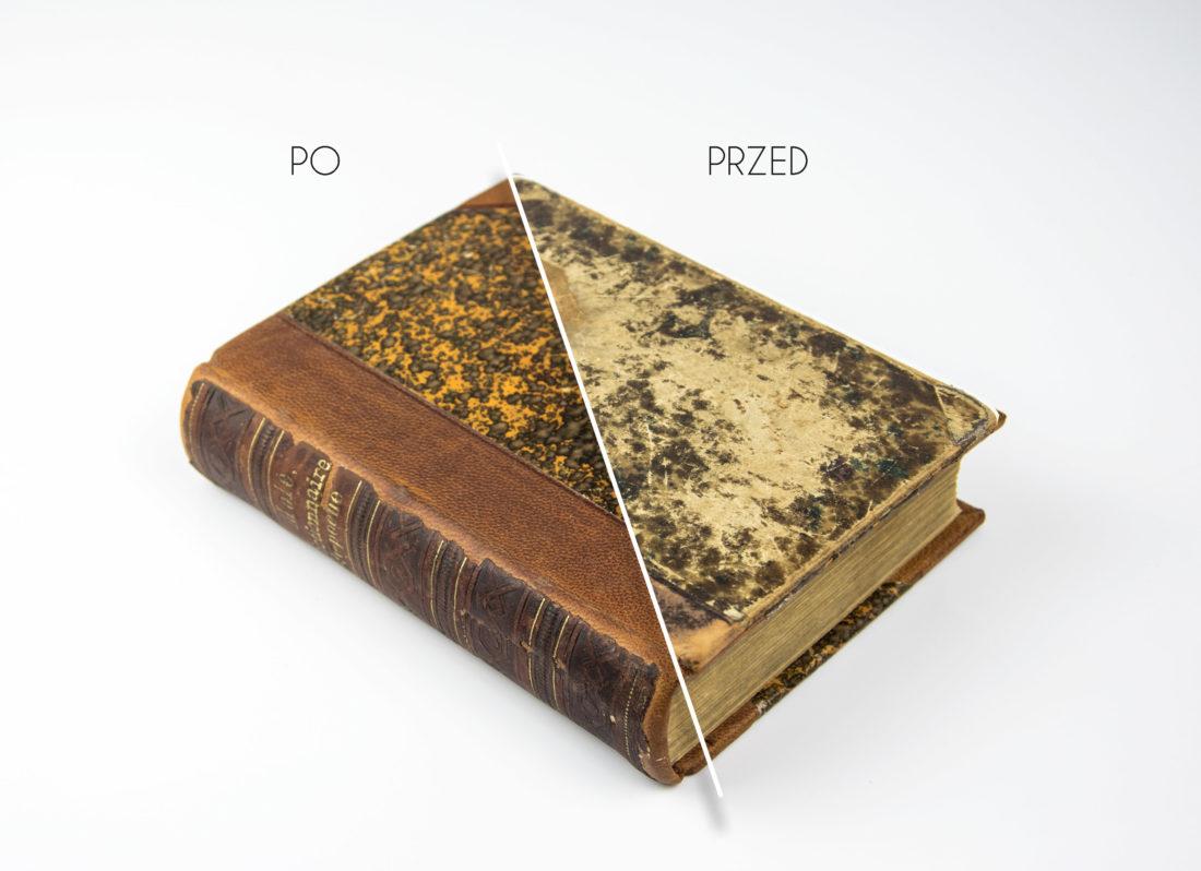 księga przed i po